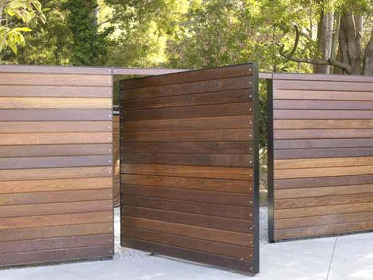 Fence Design How To Make Security Fencing Attractive