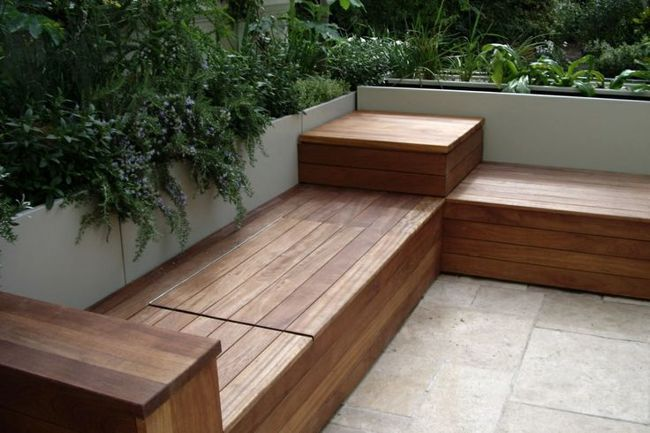bench seating design
